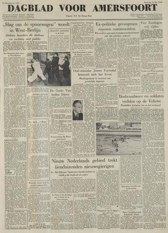 Dagblad voor Amersfoort 1949-05-23