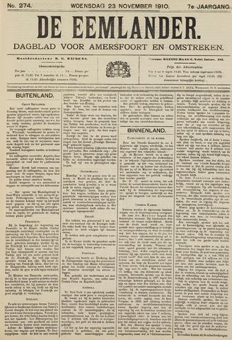 De Eemlander 1910-11-23