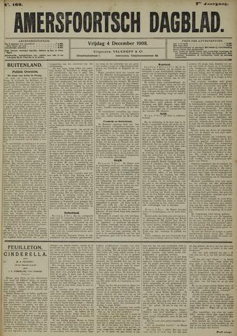 Amersfoortsch Dagblad 1908-12-04