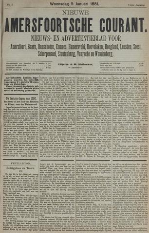 Nieuwe Amersfoortsche Courant 1881-01-05