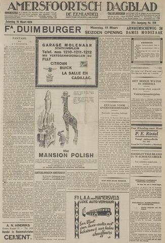 Amersfoortsch Dagblad / De Eemlander 1929-03-16