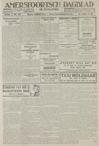 Amersfoortsch Dagblad / De Eemlander 1931-05-11