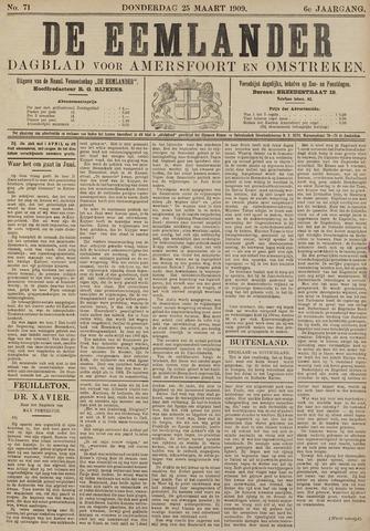 De Eemlander 1909-03-25