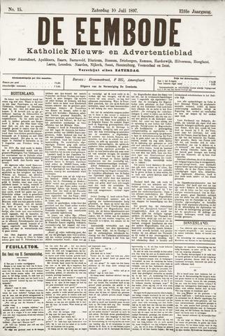 De Eembode 1897-07-10