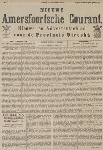 Nieuwe Amersfoortsche Courant 1900-09-08