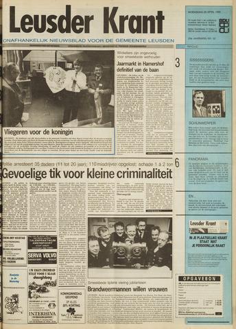 Leusder Krant 1992-04-29