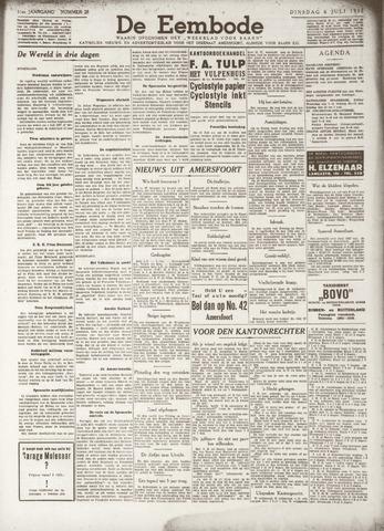 De Eembode 1937-07-06