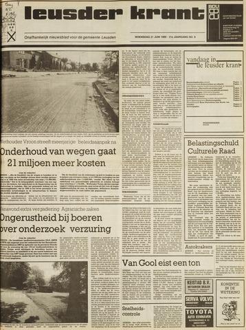 Leusder Krant 1989-06-21