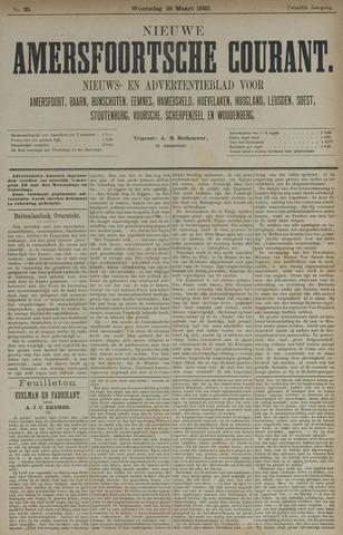 Nieuwe Amersfoortsche Courant 1883-03-28