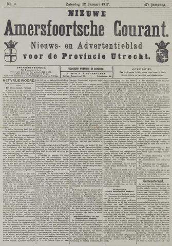 Nieuwe Amersfoortsche Courant 1918-01-12