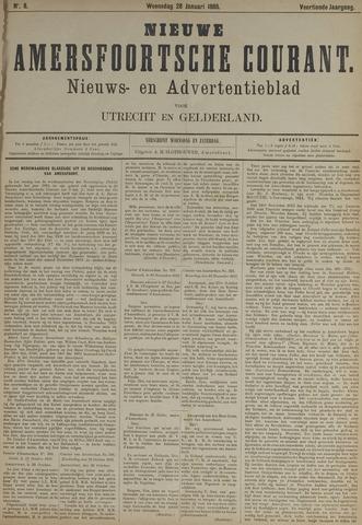 Nieuwe Amersfoortsche Courant 1885-01-28