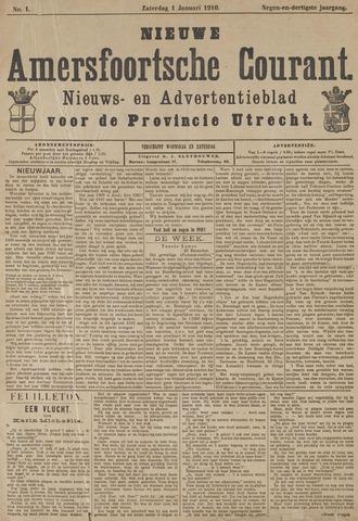 Nieuwe Amersfoortsche Courant 1910-01-01