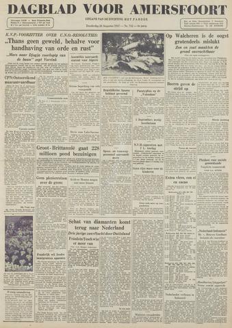 Dagblad voor Amersfoort 1947-08-28