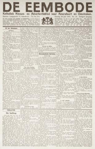 De Eembode 1916-06-20