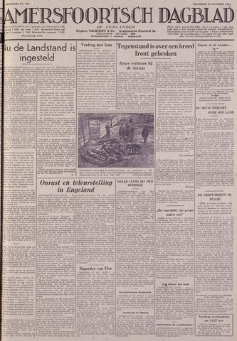 Amersfoortsch Dagblad / De Eemlander 1941-10-27