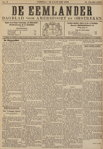 De Eemlander 1909-01-12