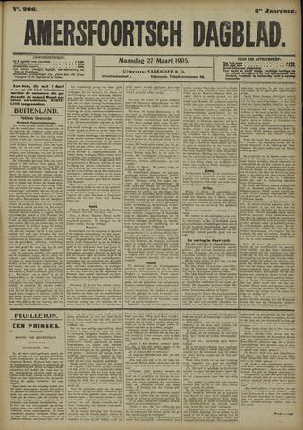 Amersfoortsch Dagblad 1905-03-27