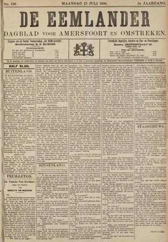 De Eemlander 1908-07-13
