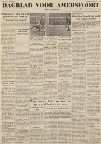 Dagblad voor Amersfoort 1948-03-15
