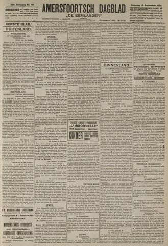 Amersfoortsch Dagblad / De Eemlander 1923-09-15