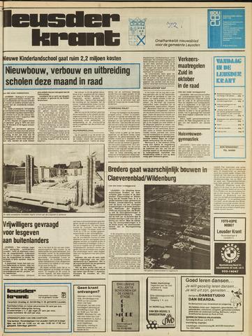 Leusder Krant 1981-09-03