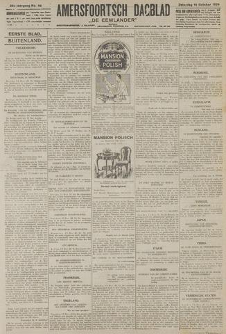 Amersfoortsch Dagblad / De Eemlander 1926-10-16