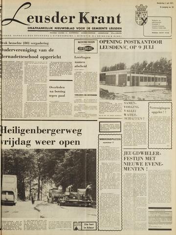 Leusder Krant 1971-07-01