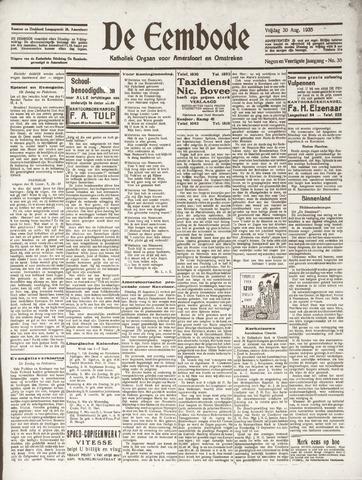 De Eembode 1935-08-30