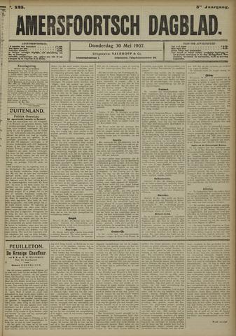 Amersfoortsch Dagblad 1907-05-30