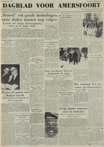 Dagblad voor Amersfoort 1950-12-20