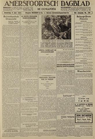 Amersfoortsch Dagblad / De Eemlander 1932-06-09