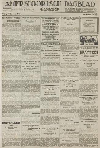 Amersfoortsch Dagblad / De Eemlander 1929-12-20