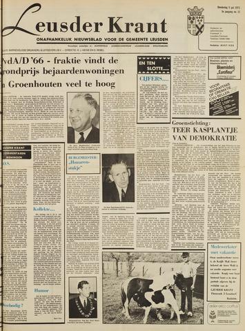 Leusder Krant 1973-07-05