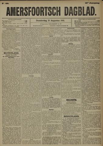 Amersfoortsch Dagblad 1911-08-31
