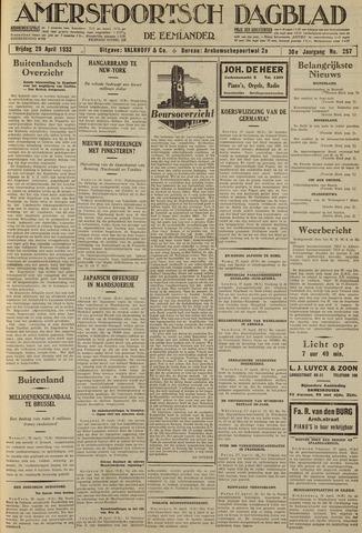 Amersfoortsch Dagblad / De Eemlander 1932-04-29