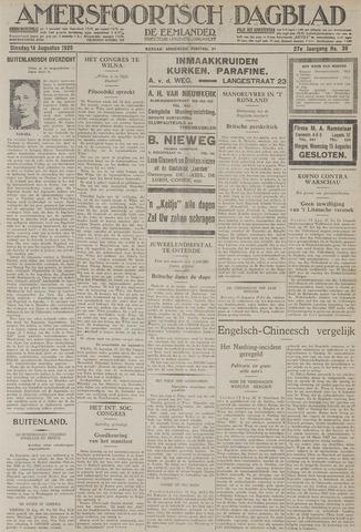 Amersfoortsch Dagblad / De Eemlander 1928-08-14