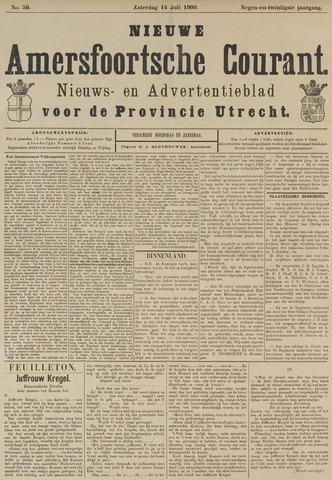 Nieuwe Amersfoortsche Courant 1900-07-14