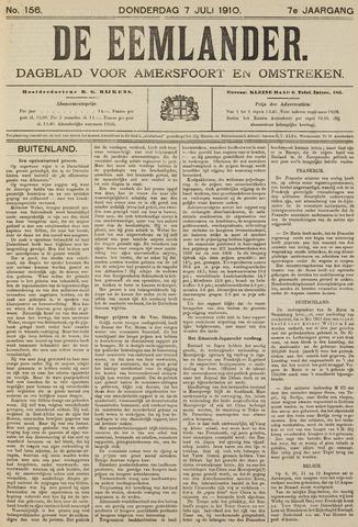 De Eemlander 1910-07-07