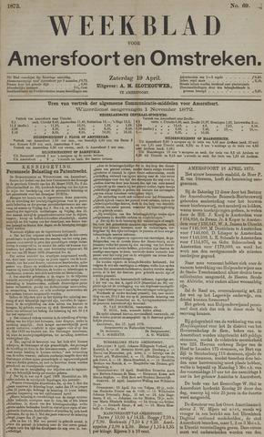 Weekblad voor Amersfoort en Omstreken 1873-04-19