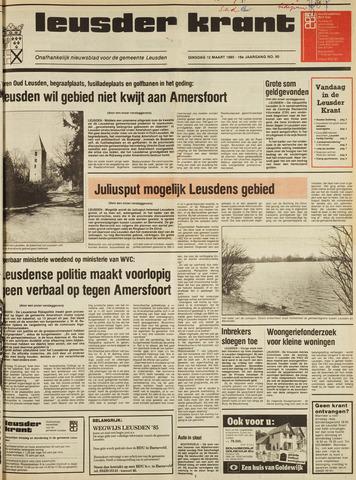 Leusder Krant 1985-03-12