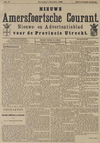 Nieuwe Amersfoortsche Courant 1906-12-05