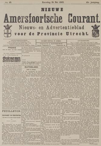 Nieuwe Amersfoortsche Courant 1912-05-25