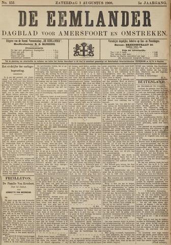 De Eemlander 1908-08-01