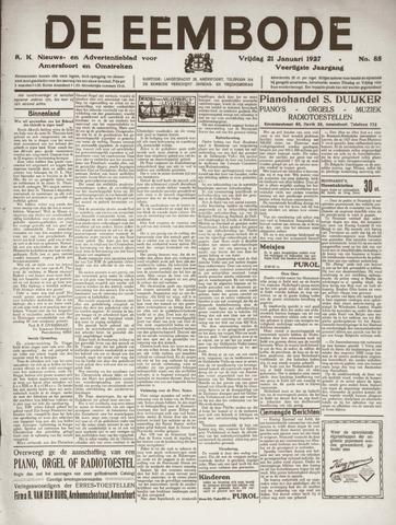 De Eembode 1927-01-21