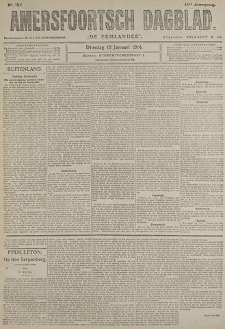 Amersfoortsch Dagblad / De Eemlander 1914-01-13
