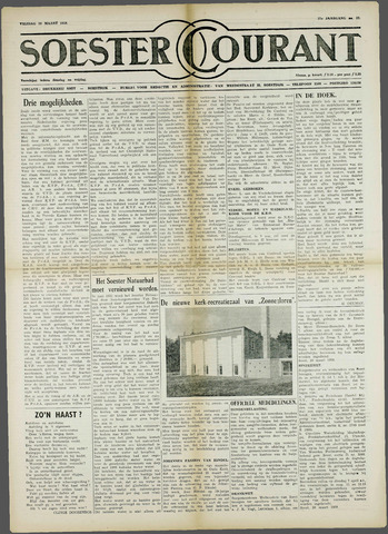 Soester Courant 1959-03-20