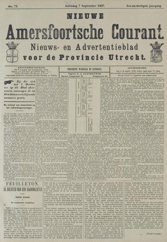 Nieuwe Amersfoortsche Courant 1907-09-07