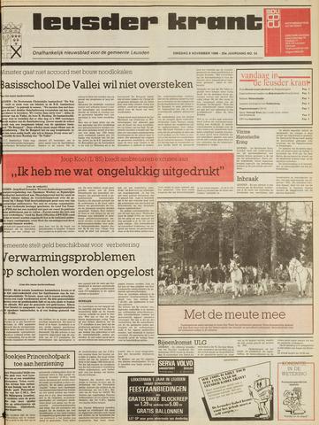 Leusder Krant 1988-11-08
