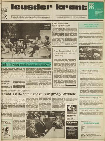 Leusder Krant 1991-01-30