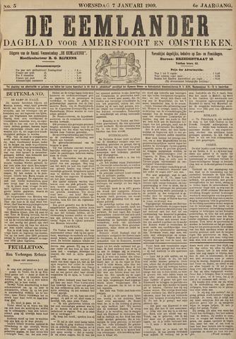 De Eemlander 1909-01-07